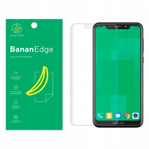 Folia ochronna BananEdge do Motorola One