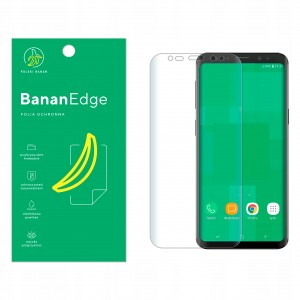Folia ochronna BananEdge do Samsung Galaxy S9