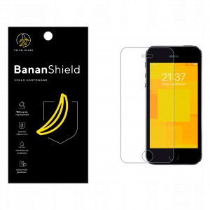 Szkło hartowane BananShield do Apple iPhone 5 / 5s / 5c / SE
